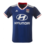 2019-2020 Olympique Lyon Adidas Away Football Shirt