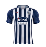 2019-2020 West Bromwich Albion Puma Home Football Shirt