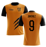 2019-2020 Wolverhampton Home Concept Football Shirt (Jimenez 9)
