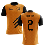 2019-2020 Wolverhampton Home Concept Football Shirt (Doherty 2)