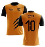 2019-2020 Wolverhampton Home Concept Football Shirt (Costa 10)