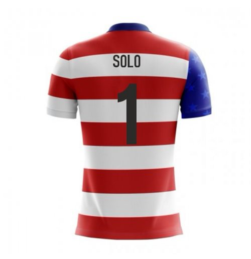 2018-19 USA Airo Concept Home Shirt (Solo 1)