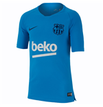 2018-2019 Barcelona Nike Training Shirt (Equator Blue)