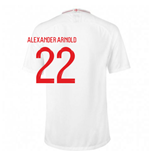 2018-2019 England Home Nike Football Shirt (Alexander-Arnold 22)