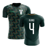 2018-2019 Nigeria Third Concept Football Shirt (Kanu 4) - Kids