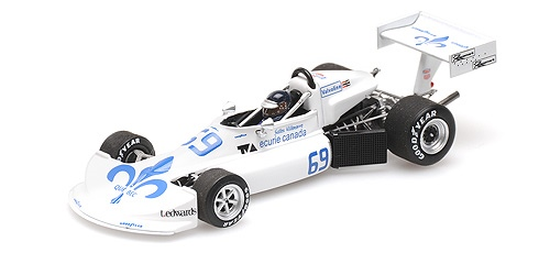 MARCH FORD 76B COSWORTH G. VILLENEUVE FORMULA ATLANTIC WINNER MOTORSPORT PARK 1976