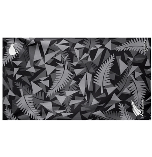 All Blacks New Zealand Triangle Beach Towel