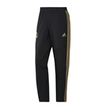 2019-2020 Real Madrid Adidas Training Woven Pants (Black)