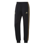 2019-2020 Real Madrid Adidas Training Sweat Pants (Black)