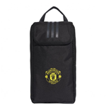 2019-2020 Man Utd Adidas Shoe Bag (Black)