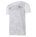 2019-2020 Derby County Warm Up Shirt (White)
