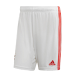 2019-2020 Benfica Adidas Home Shorts (White)