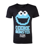 Sesamestreet - Cookie Monster Men's T-shirt