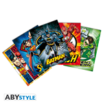 DC Comics Superheroes Postcard 349788