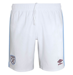 2019-2020 West Ham Away Football Shorts (Kids)