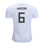 2018-2019 Germany Home Adidas Football Shirt (Khedira 6) - Kids