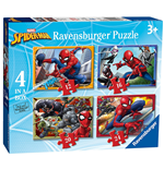 Spiderman Puzzles 349861