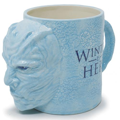 Game Of Thrones 3D Mug