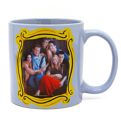 FRIENDS Group Shot Portrait 20 Ounce Mug
