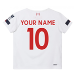 2019-2020 Liverpool Away Baby Kit (Your Name)