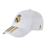 2019-2020 Real Madrid Adidas C40 Cap (White)