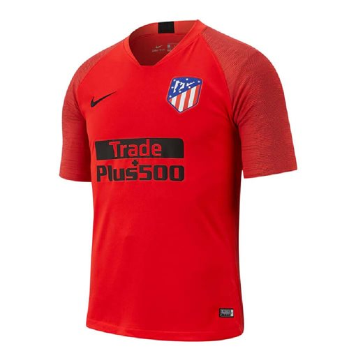 2019-2020 Atletico Madrid Nike Training Shirt (Red)