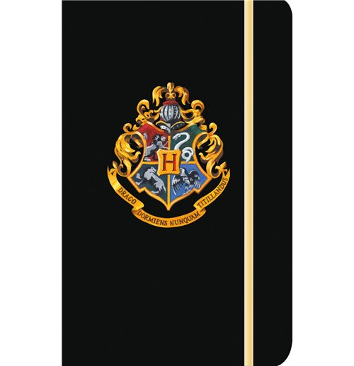 Harry Potter Notebook Hogwarts 13 x 21 cm