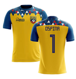 2018-2019 Colombia Concept Football Shirt (Ospina 1)