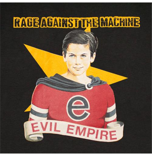 rage against the machine evil empire shirt