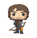 Game of Thrones POP! Television Vinyl Figure Theon w/Flamming Arrows 9 cm