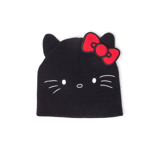Hello Kitty Beanie Kitty Shaped Ears