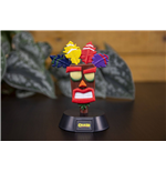 Crash Bandicoot 3D Icon Light Aku Aku 10 cm