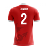 2018-2019 Wales Airo Concept Home Shirt (Gunter 2)