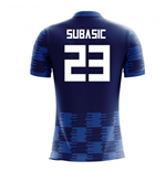 2018-19 Croatia Away Concept Shirt (Subasic 23)