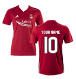 2019-2020 Aberdeen Adidas Home Football Shirt (Your Name)