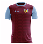 2019-2020 Villa Home Concept Football Shirt