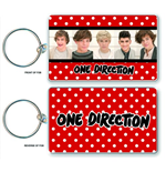 One Direction Standard Keychain: Phase 3 (Double Sided)