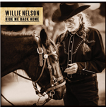 Vynil Willie Nelson - Ride Me Back Home