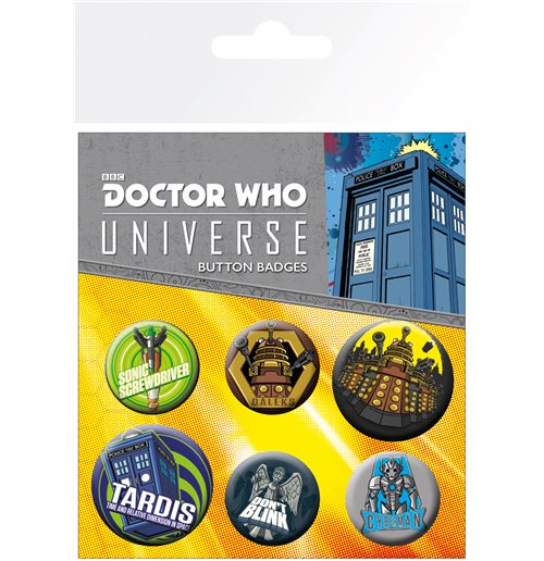 Doctor Who Pin 351289