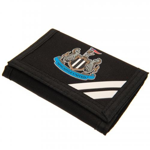 Newcastle United F.C. Nylon Wallet ST