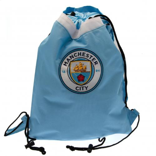 Manchester City F.C. Drawstring Backpack