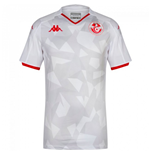 2019-2020 Tunisia Home Football Shirt