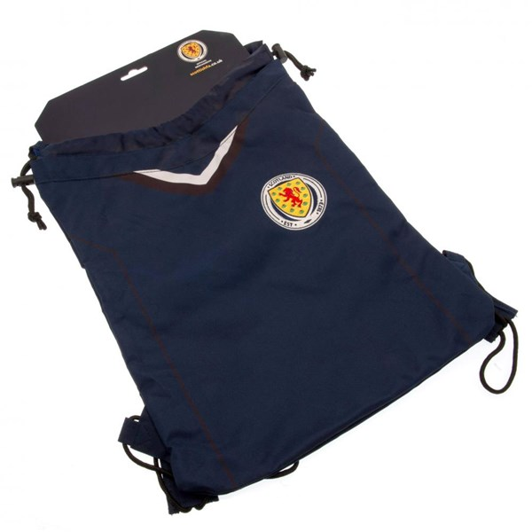 Scotland F.A. Drawstring Backpack