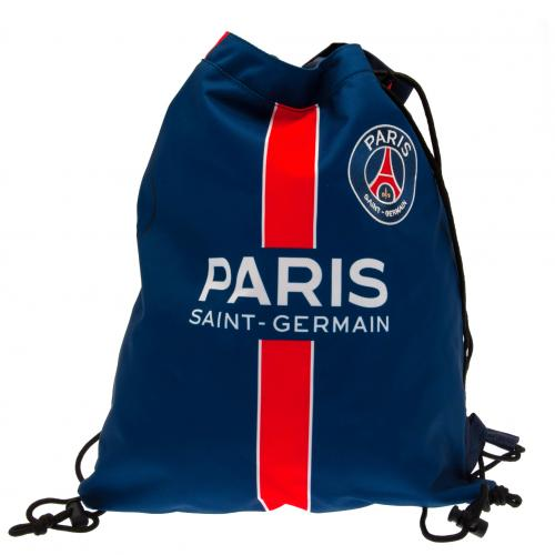 Paris Saint Germain F.C. Drawstring Backpack