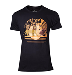 The Lion King - Vintage Men's T-shirt