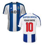 2019-2020 FC Porto Home Football Shirt (Your Name)