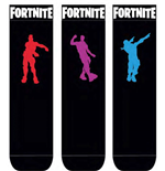 Fortnite Socks 3-Pack Dance