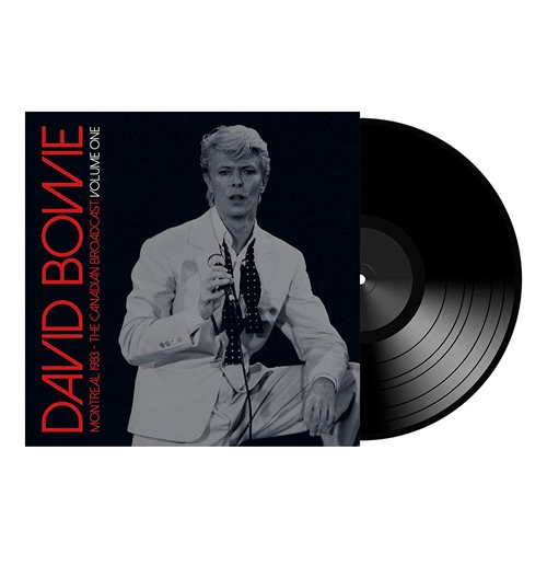 Vynil David Bowie - Montreal 1983 Vol. 1 (2 Lp)