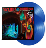 Vynil Gov'T Mule - Bring On The Music - Live At The Capitol Theatre (2 Lp Blue Vinyl)