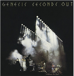 Vynil Genesis - Seconds Out